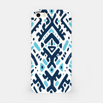 Thumbnail image of Aztec ornament iPhone Case, Live Heroes