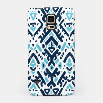 Thumbnail image of Aztec ornament Samsung Case, Live Heroes