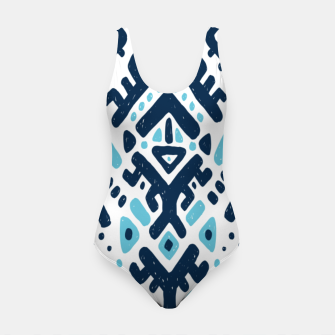Thumbnail image of Aztec ornament Swimsuit, Live Heroes