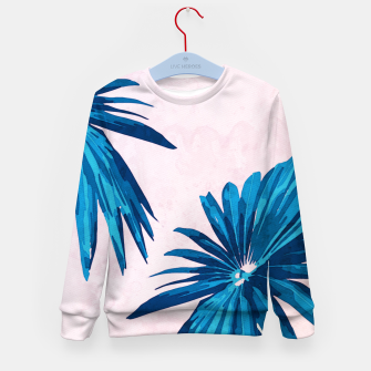 Thumbnail image of Tropicana Kid's sweater, Live Heroes