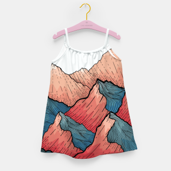 Miniaturka Sea Peaks Girl's dress, Live Heroes