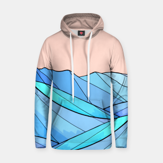 Thumbnail image of The choppy water Cotton hoodie, Live Heroes