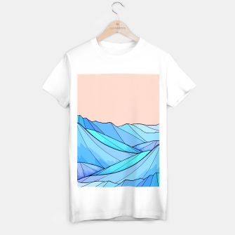 Imagen en miniatura de The choppy water T-shirt regular, Live Heroes