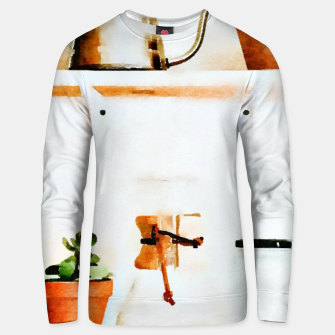 Thumbnail image of Plant Wall V2 Cotton sweater, Live Heroes