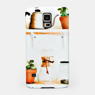 Thumbnail image of Plant Wall V2 Samsung Case, Live Heroes