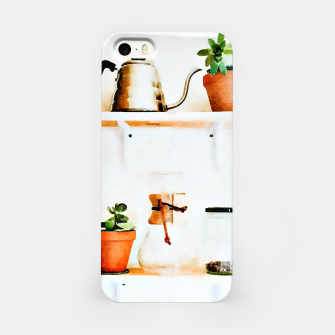 Thumbnail image of Plant Wall V2 iPhone Case, Live Heroes