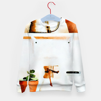 Thumbnail image of Plant Wall V2 Kid's sweater, Live Heroes