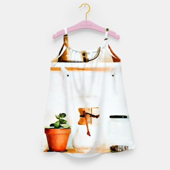 Thumbnail image of Plant Wall V2 Girl's dress, Live Heroes