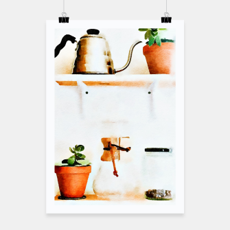 Thumbnail image of Plant Wall V2 Poster, Live Heroes