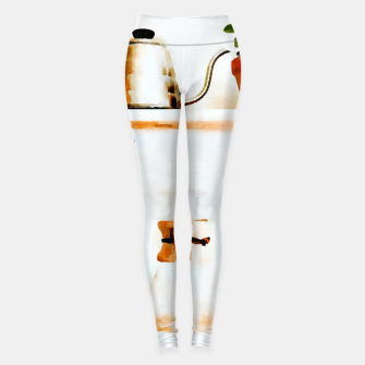 Thumbnail image of Plant Wall V2 Leggings, Live Heroes