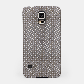 Thumbnail image of Old Metal Steel plate texture Samsung Case, Live Heroes