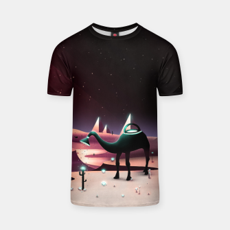 Thumbnail image of Watering the Desert T-shirt, Live Heroes