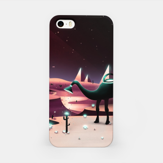 Miniatur Watering the Desert iPhone Case, Live Heroes