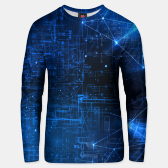 Thumbnail image of Virtuality Cotton sweater, Live Heroes