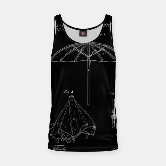Thumbnail image of patent umbrela Tank Top, Live Heroes