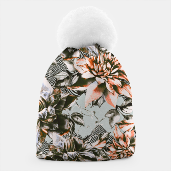 Thumbnail image of Print mix floral  Gorro, Live Heroes