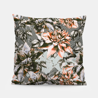 Thumbnail image of Print mix floral  Almohada, Live Heroes