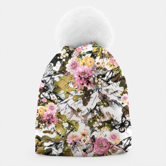 Thumbnail image of Flowery camouflage 02 Gorro, Live Heroes