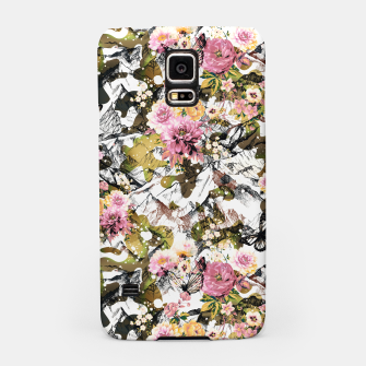 Thumbnail image of Flowery camouflage 02 Carcasa por Samsung, Live Heroes