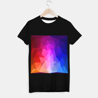 Imagen en miniatura de Polygon Art - 02 T-shirt regular, Live Heroes