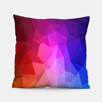 Miniaturka Polygon Art - 02 Pillow, Live Heroes