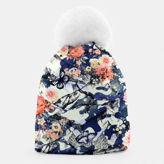 Thumbnail image of Flowery Camouflage 01 Gorro, Live Heroes