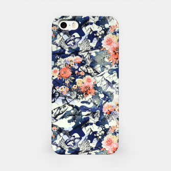 Thumbnail image of Flowery Camouflage 01 Carcasa por Iphone, Live Heroes