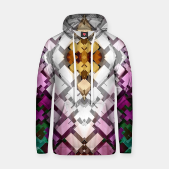 Thumbnail image of Cuboid Unlimited Cotton hoodie, Live Heroes