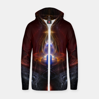 Thumbnail image of MooM4225315 Cotton zip up hoodie, Live Heroes