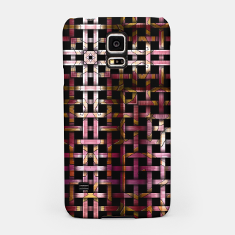 Thumbnail image of Metallic Mesh Weave Samsung Case, Live Heroes
