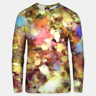 Thumbnail image of Discarded blooms Cotton sweater, Live Heroes