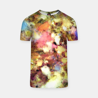 Thumbnail image of Discarded blooms T-shirt, Live Heroes