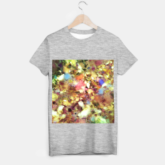 Miniatur Discarded blooms T-shirt regular, Live Heroes
