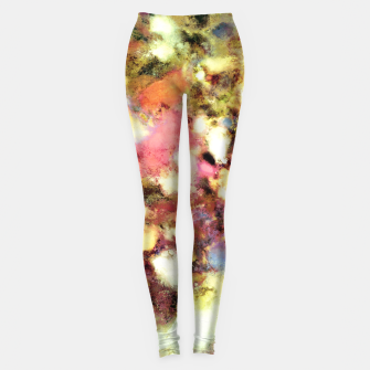 Thumbnail image of Discarded blooms Leggings, Live Heroes