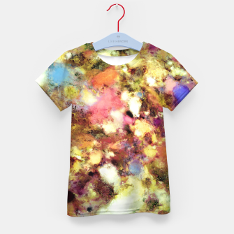 Thumbnail image of Discarded blooms Kid's t-shirt, Live Heroes