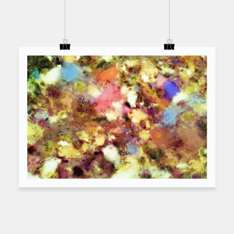 Thumbnail image of Discarded blooms Poster, Live Heroes