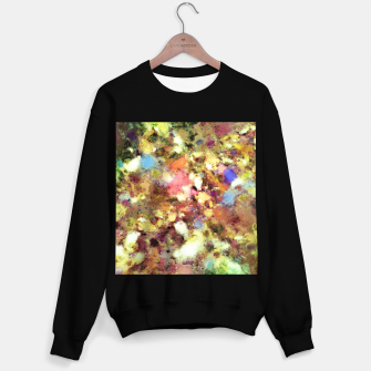 Thumbnail image of Discarded blooms Sweater regular, Live Heroes