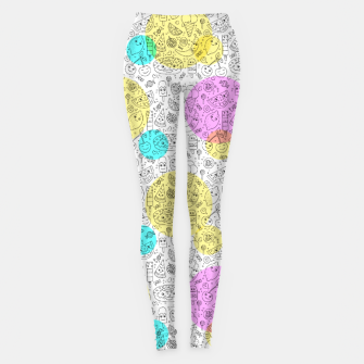 Miniatur Food Coloring Book – Leggings, Live Heroes