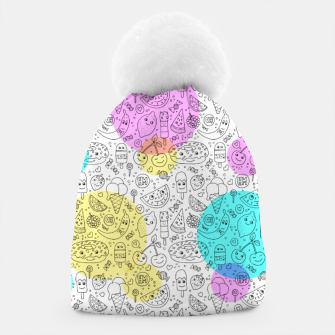 Food Coloring Book – Beanie thumbnail image