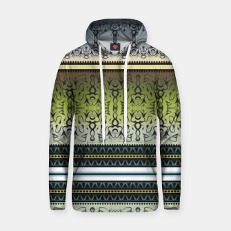 Thumbnail image of Pattern1 Cotton hoodie, Live Heroes