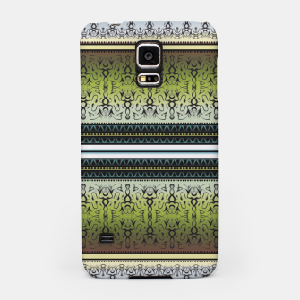 Miniatur Pattern1 Samsung Case, Live Heroes