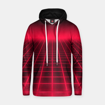Miniatur The Grid Cotton hoodie, Live Heroes