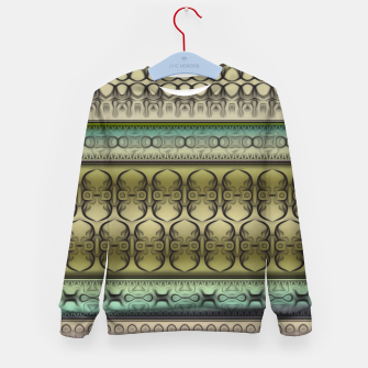 Thumbnail image of Pattern2 Kid's sweater, Live Heroes