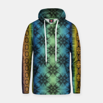 Thumbnail image of Pattern3 Cotton hoodie, Live Heroes