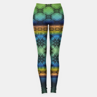 Thumbnail image of Pattern3 Leggings, Live Heroes
