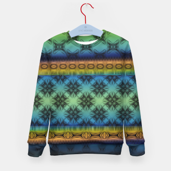 Thumbnail image of Pattern3 Kid's sweater, Live Heroes