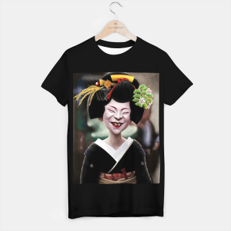 The Ugly Geisha T-shirt regular thumbnail image