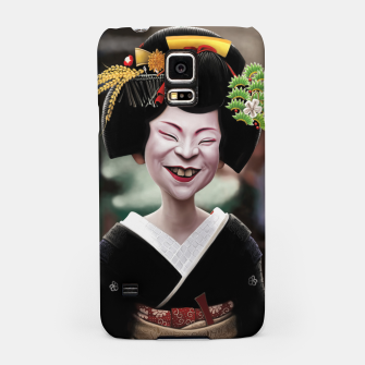 Thumbnail image of The Ugly Geisha Samsung Case, Live Heroes