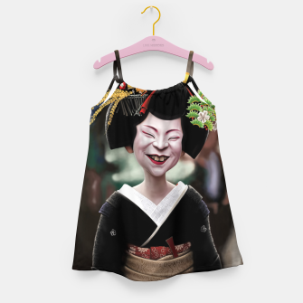 Thumbnail image of The Ugly Geisha Girl's dress, Live Heroes