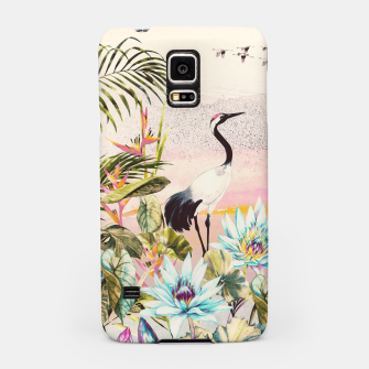 Thumbnail image of Landscapes of birds in paradise Carcasa por Samsung, Live Heroes